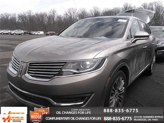 Used 2018 Lincoln MKX in Muskogee, OK
