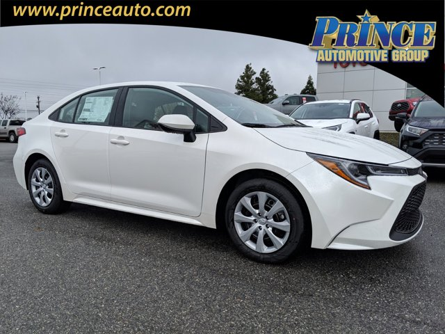 New 2020 Toyota Corolla in Tifton, GA