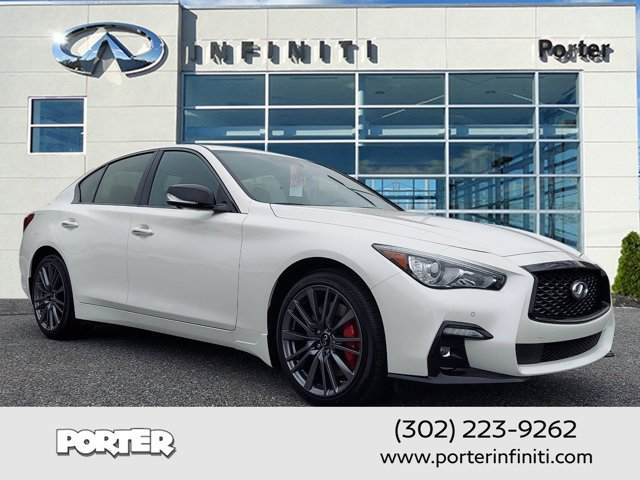 2021 INFINITI Q50 RED SPORT 400 RED SPORT 400 AWD Twin Turbo Premium Unleaded V-6 3.0 L/183 [15]