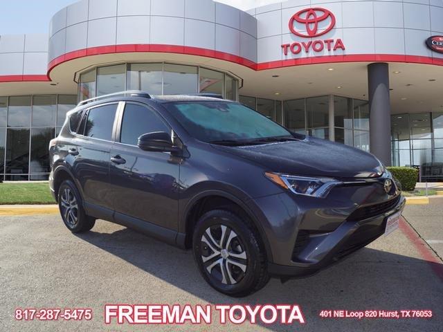Used 2017 Toyota RAV4 in Hurst, TX