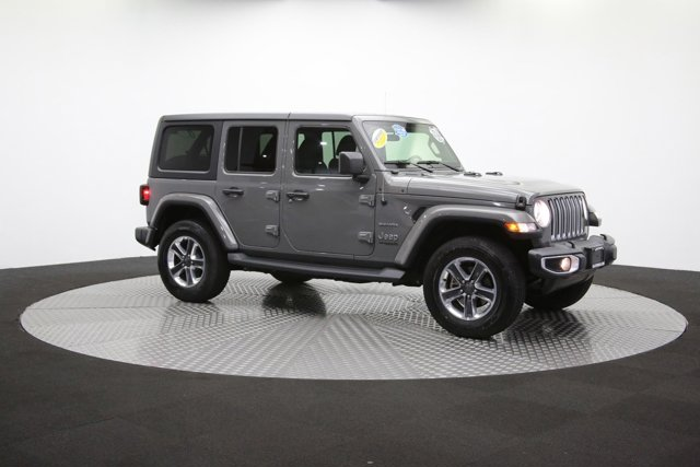 2019 Jeep Wrangler Unlimited for sale 124133 42