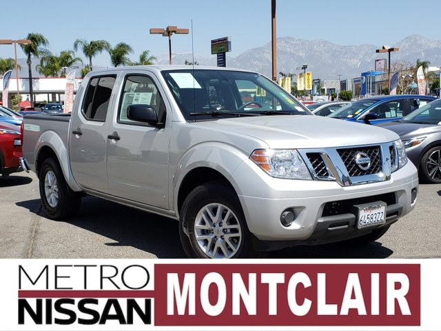 2019 Nissan Frontier SV SV Crew Cab 4x2 Auto Regular Unleaded V-6 4.0 L/241 [1]
