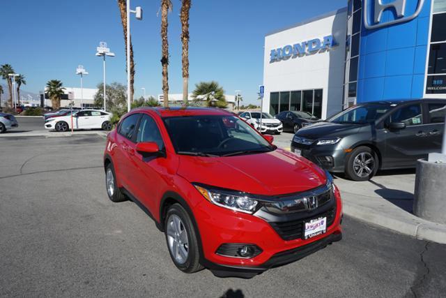 New 2019 Honda HR-V in Indio, CA