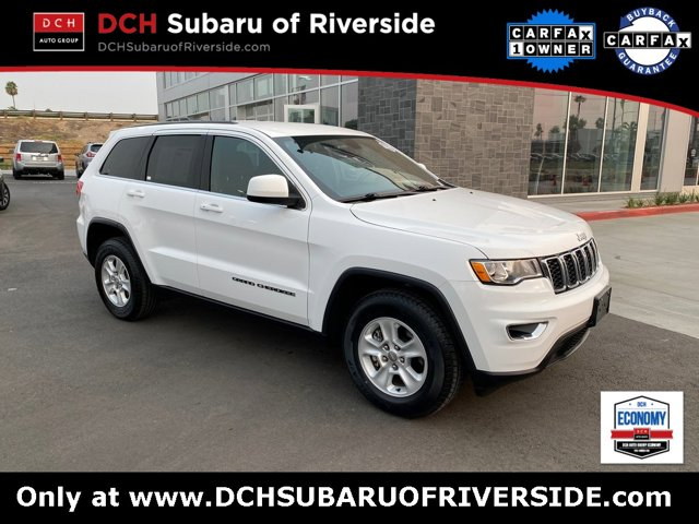 2017 Jeep Grand Cherokee Laredo Laredo 4x2 Regular Unleaded V-6 3.6 L/220 [3]