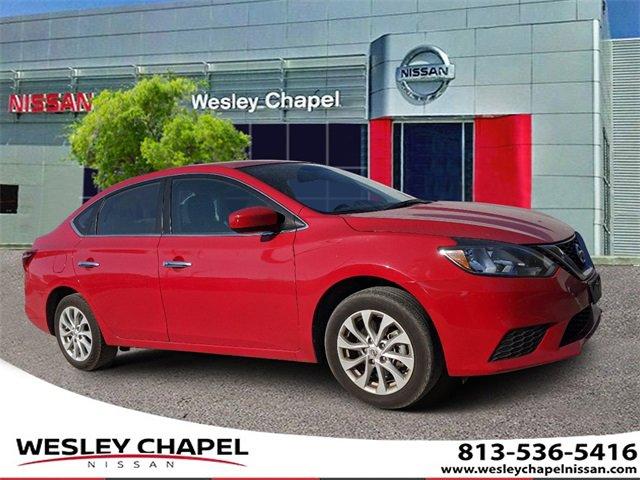 Used 2018 Nissan Sentra in Wesley Chapel, FL