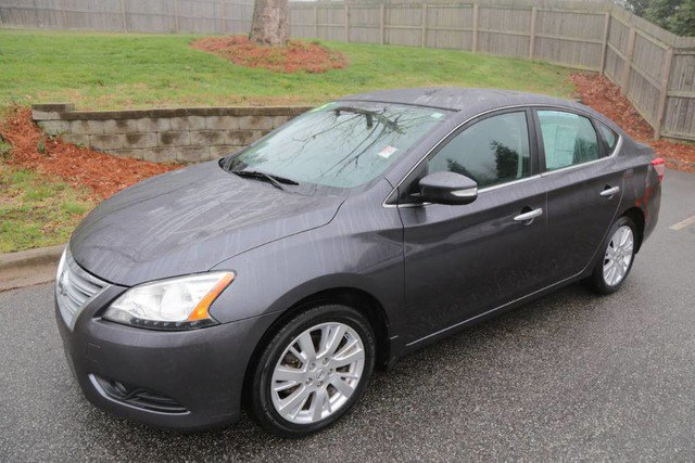 Used 2015 Nissan Sentra in High Point, NC