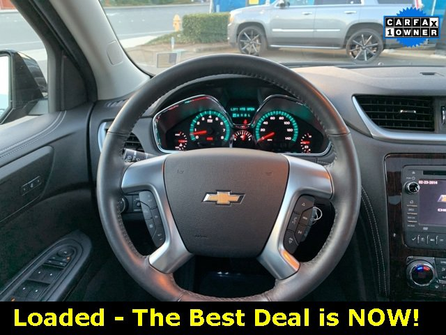 2017 Chevrolet Traverse AWD 4dr Premier