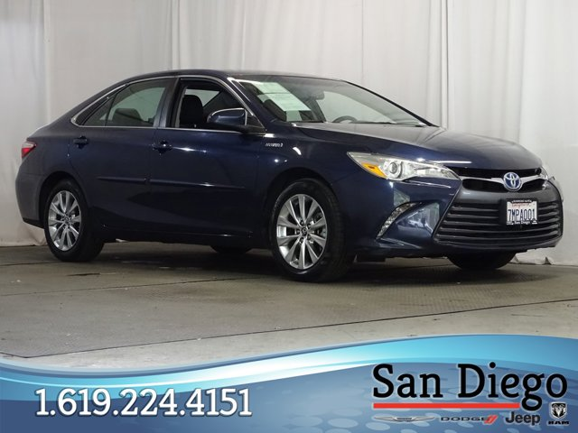 Used 2015 Toyota Camry Hybrid in San Diego, CA