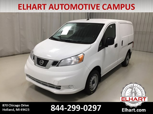 New 2020 Nissan NV200 Compact Cargo in Holland, MI
