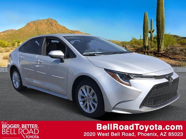 New 2020 Toyota Corolla in Phoenix, AZ