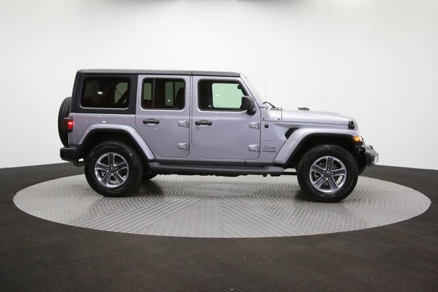 2019 Jeep Wrangler Unlimited for sale 124234 40
