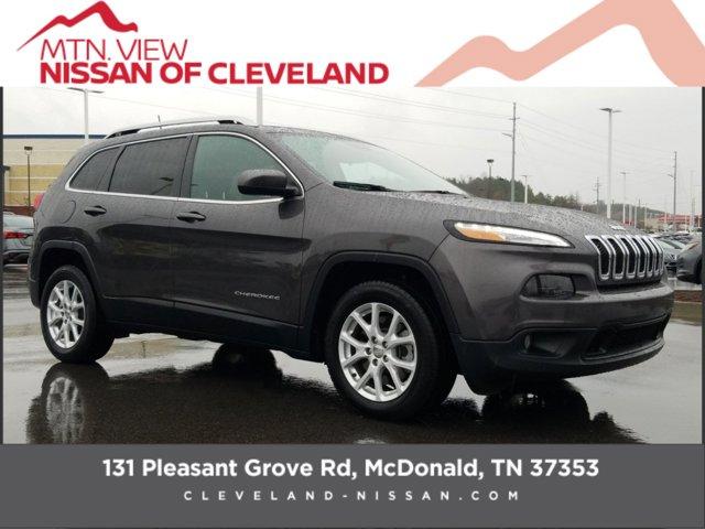 Used 2017 Jeep Cherokee in McDonald, TN