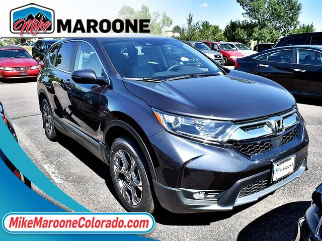 New 2019 Honda CR-V in Grand Junction, CO