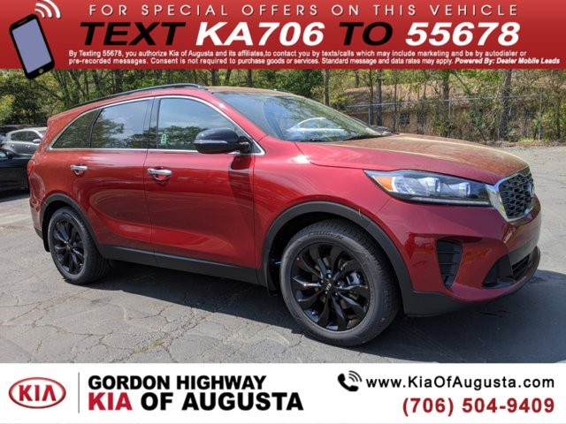 New 2020 KIA Sorento in Augusta, GA