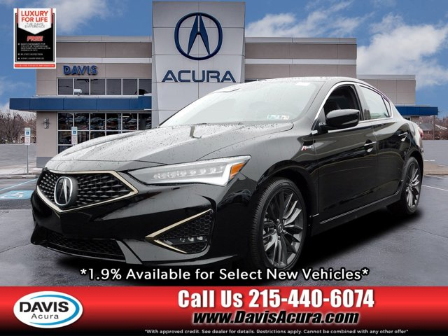 New 2019 Acura ILX in Langhorne, PA