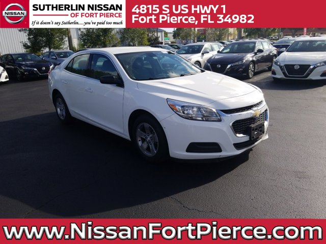 Used 2016 Chevrolet Malibu Limited in Fort Pierce, FL