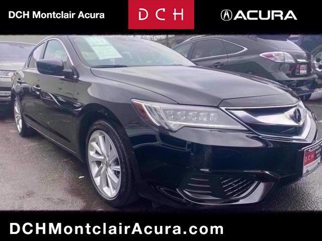 2018 Acura ILX with Technology Plus Pkg