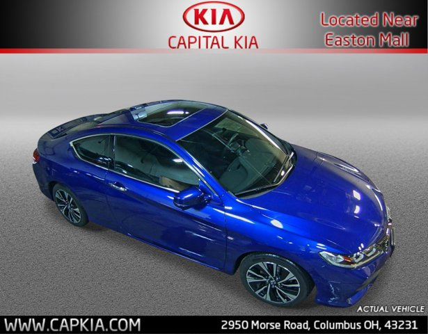 Used 2016 Honda Accord Coupe in Columbus, OH
