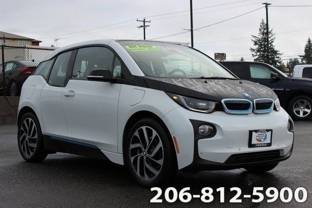 2016 BMW i3 with Range Extender