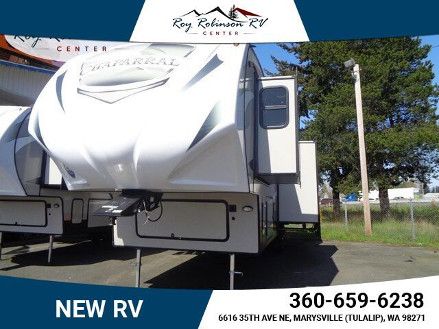 2019 FOREST RIVER CHAPARRAL 5TH WHEEL