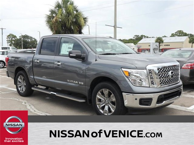 New 2019 Nissan Titan in Venice, FL