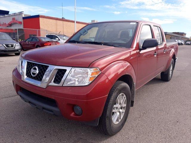 2019 Nissan Frontier SV | 4X4 | CREW CAB | 5SPD MT Crew Cab SV Long Bed 4x4 Auto Regular Unleaded V-6 4.0 L/241 [2]