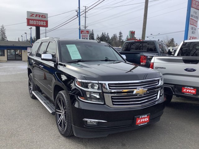 Used 2016 Chevrolet Tahoe 4WD 4dr LTZ