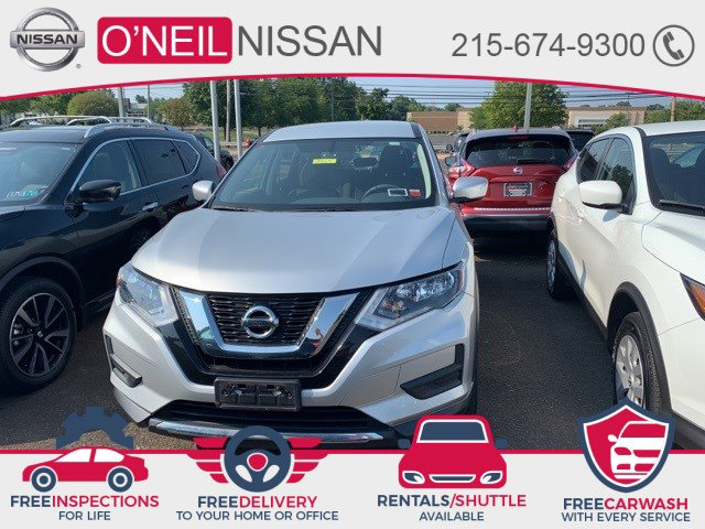 2017 Nissan Rogue S AWD S Regular Unleaded I-4 2.5 L/152 [5]