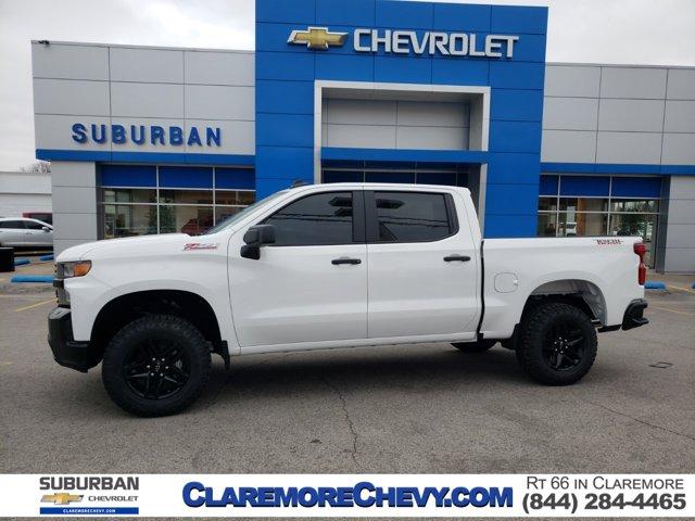 2020 Chevrolet Silverado1500 CustomTrailBoss