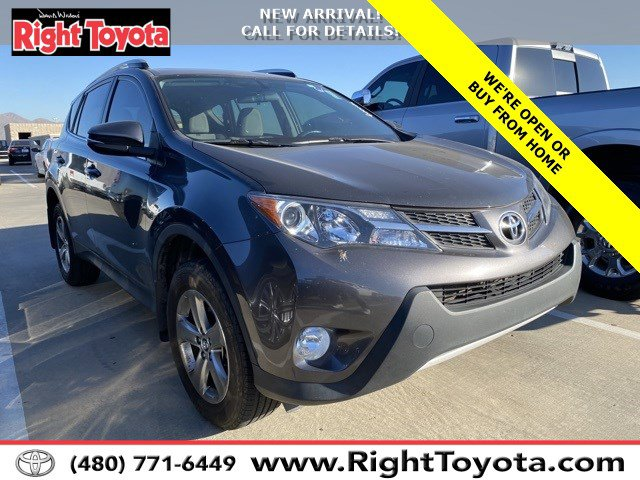 2015 Toyota RAV4 XLE FWD 4dr XLE Regular Unleaded I-4 2.5 L/152 [19]