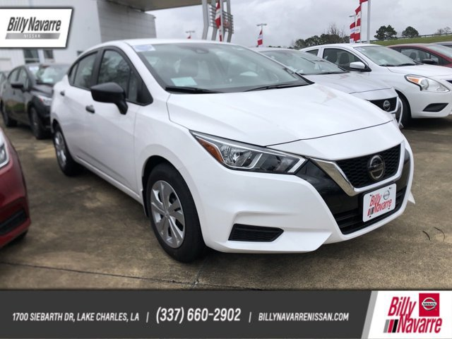 New 2020 Nissan Versa in Lake Charles, LA