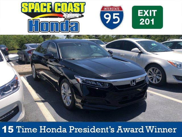 Used 2018 Honda Accord Sedan in Cocoa, FL