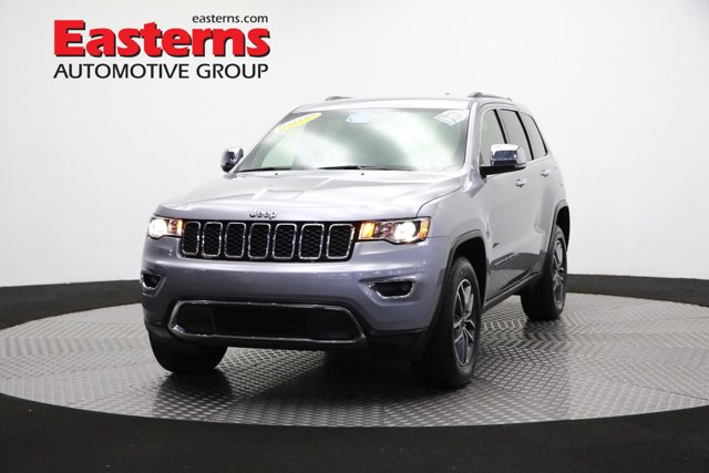 2019 Jeep Grand Cherokee for sale 123662 0
