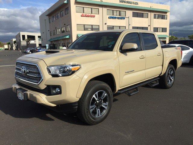 Used 2016 Toyota Tacoma in Kihei, HI