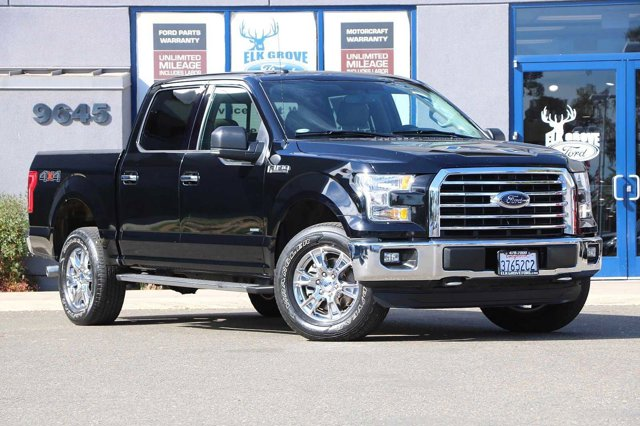 Used 2016 Ford F-150 XLT Pickup 4D 6 1-2 ft
