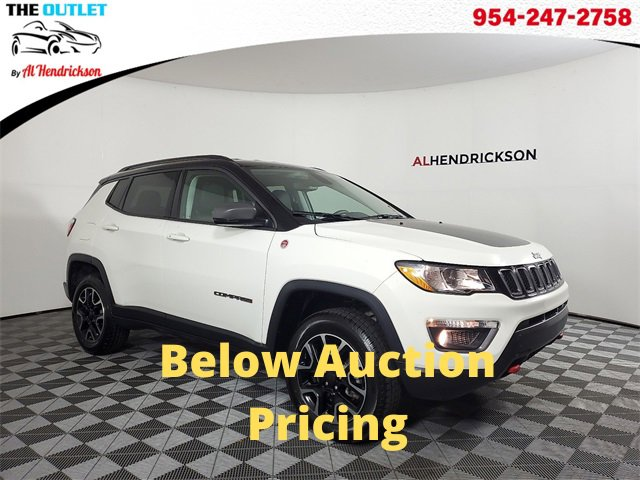 Used 2018 Jeep Compass in Coconut Creek, FL