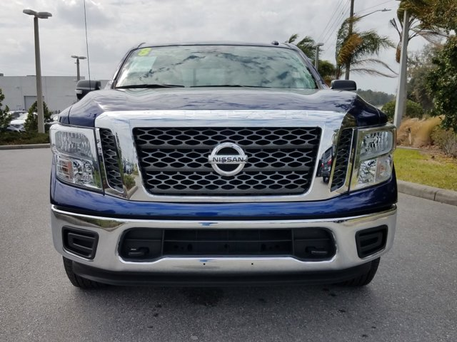 Used 2018 Nissan Titan in Fort Worth, TX