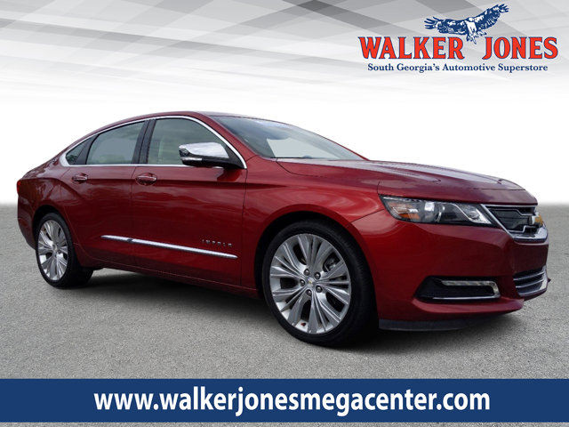 Used 2018 Chevrolet Impala in Waycross, GA