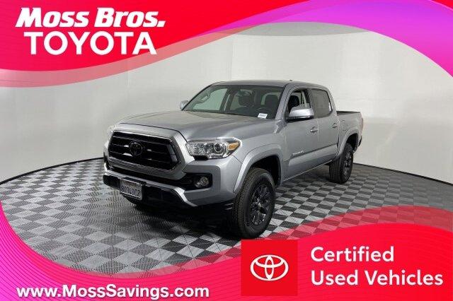 2021 Toyota Tacoma 4WD  Regular Unleaded V-6 3.5 L/211 [1]