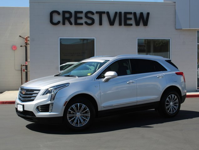 2017 Cadillac XT5 Luxury FWD FWD 4dr Luxury Gas V6 3.6L/222.6 [13]
