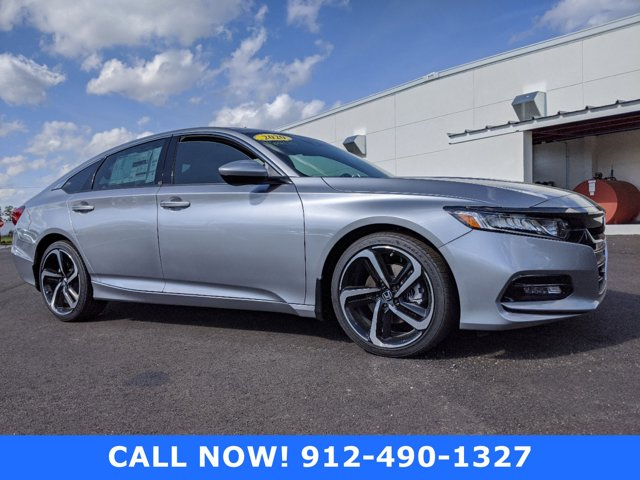 New 2020 Honda Accord Sedan in Waycross, GA