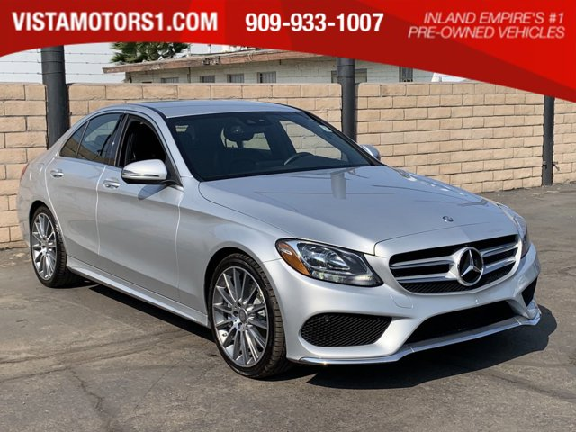 2016 Mercedes-Benz C-300 Sport Premium 1 Multimedia Pkg 4-Cyl Turbo 2.0L