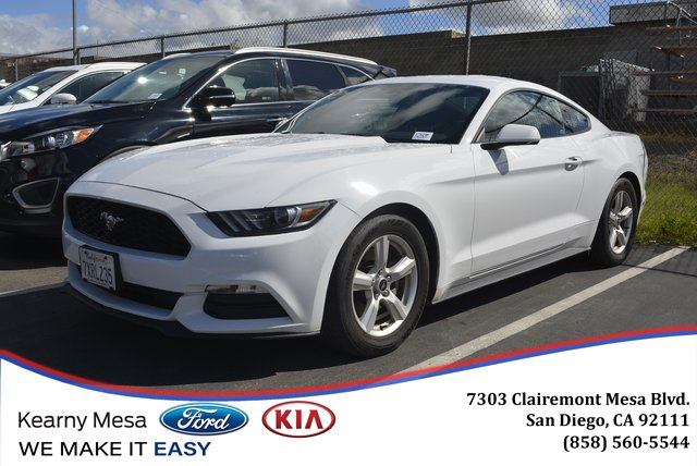Used 2017 Ford Mustang in San Diego, CA