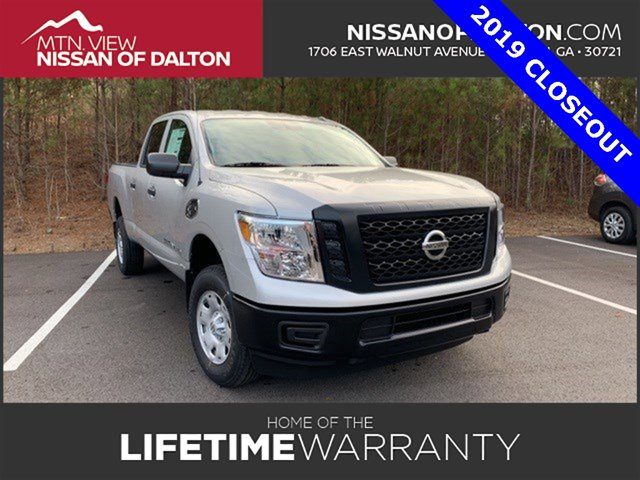 New 2019 Nissan Titan XD in Dalton, GA