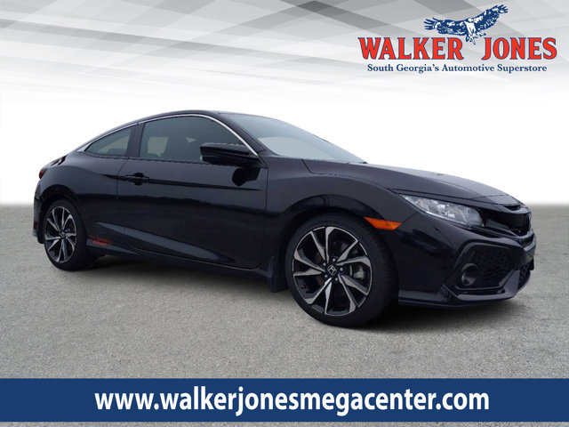 Used 2017 Honda Civic Coupe in Waycross, GA