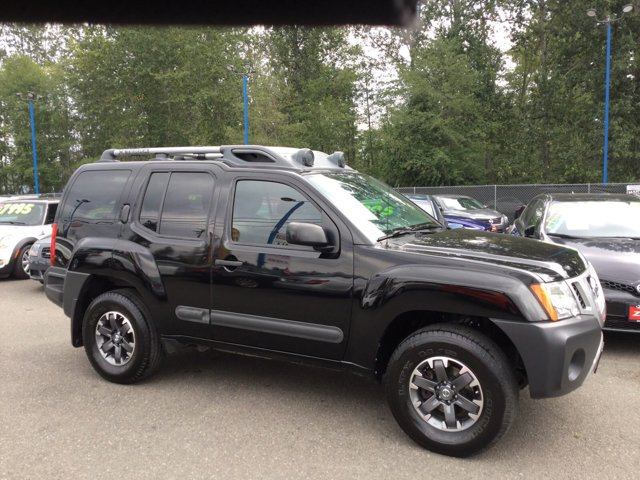 Used 2015 Nissan Xterra 4WD 4dr Manual Pro-4X