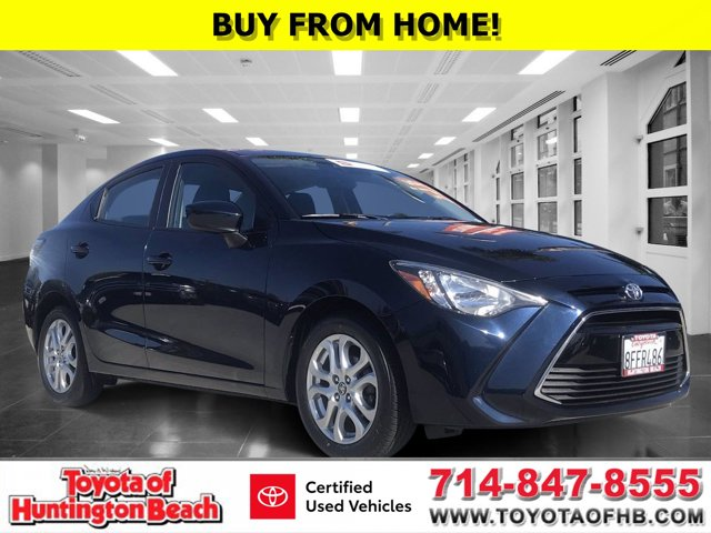 2018 Toyota Yaris iA Base Auto Regular Unleaded I-4 1.5 L/91 [0]