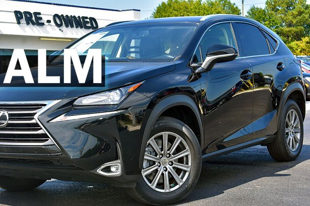 Pre-Owned 2015 Lexus NX 200t Base FWD Sport Utility