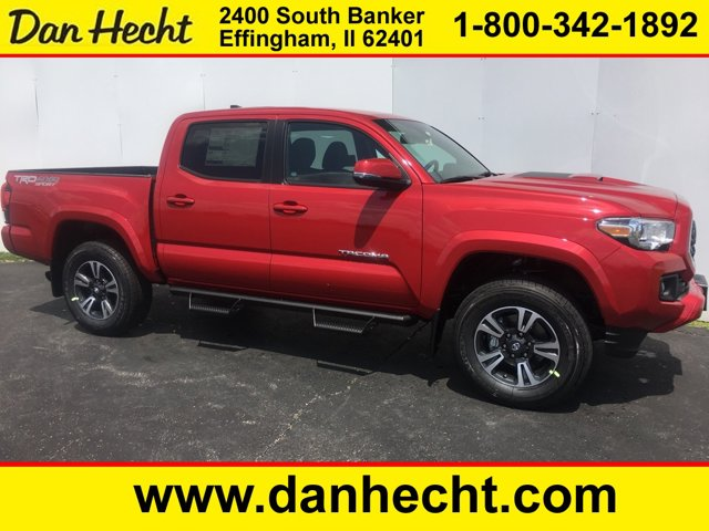 New 2019 Toyota Tacoma in Effingham, IL