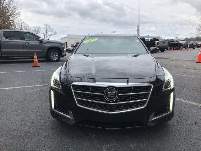 2014 Cadillac CTS Sedan Premium RWD